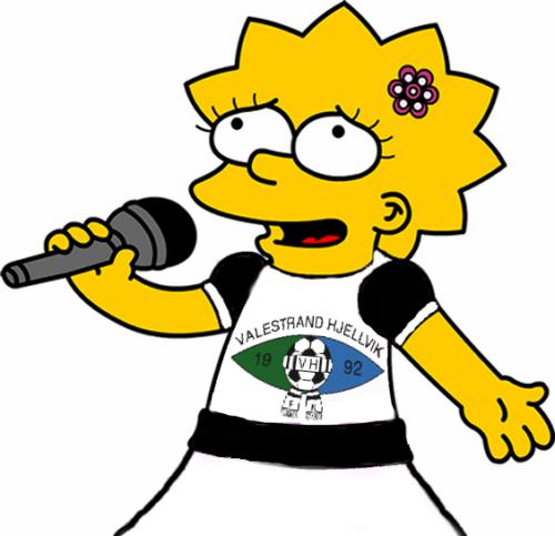 Lisa Simpson Valestrand Hjellvik FK
